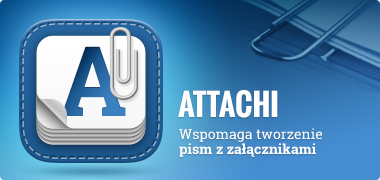 Attachi – dodatek do MS WORD